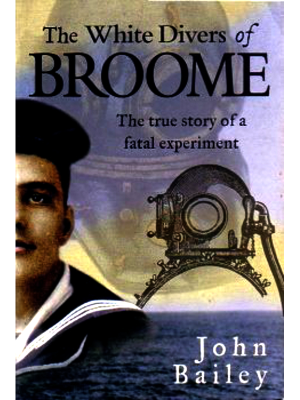 Cover of White Divers of Broome